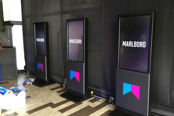Evento interno Marlboro