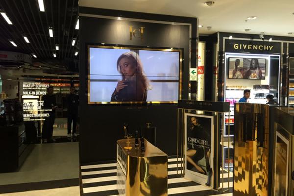 Video Wall 2×2 WDF