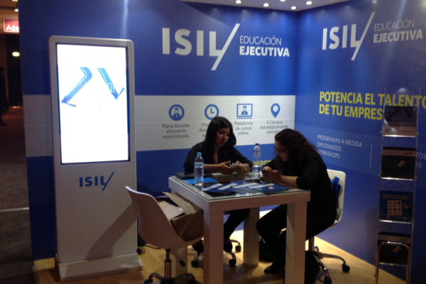 Stand ISIL