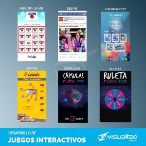Aplicativos Visualtec